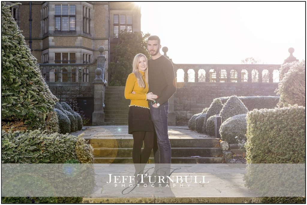 Fanhams Hall Pre Wedding Photography