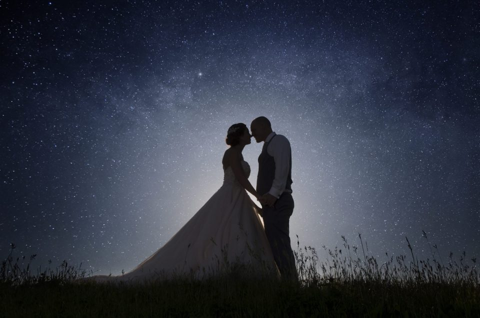 Maidens Barn Album Design | Wedding Photography