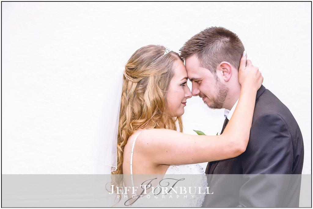 Intimate Moment Wedding Photography