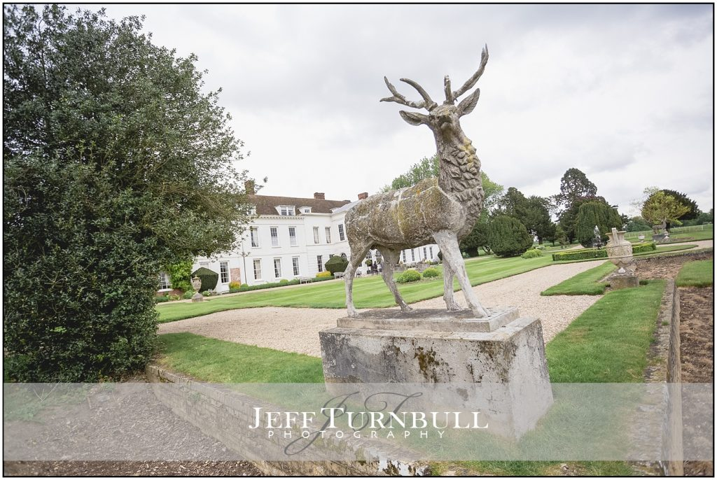Gosfield Hall Wedding Venue