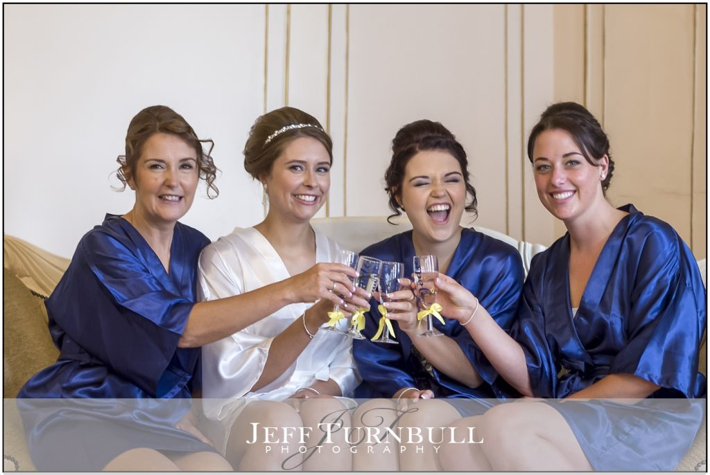 Bridal Party Gosfield Hall