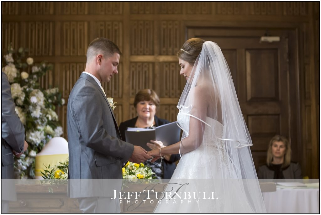 Gosfield Hall Wedding Ceremony