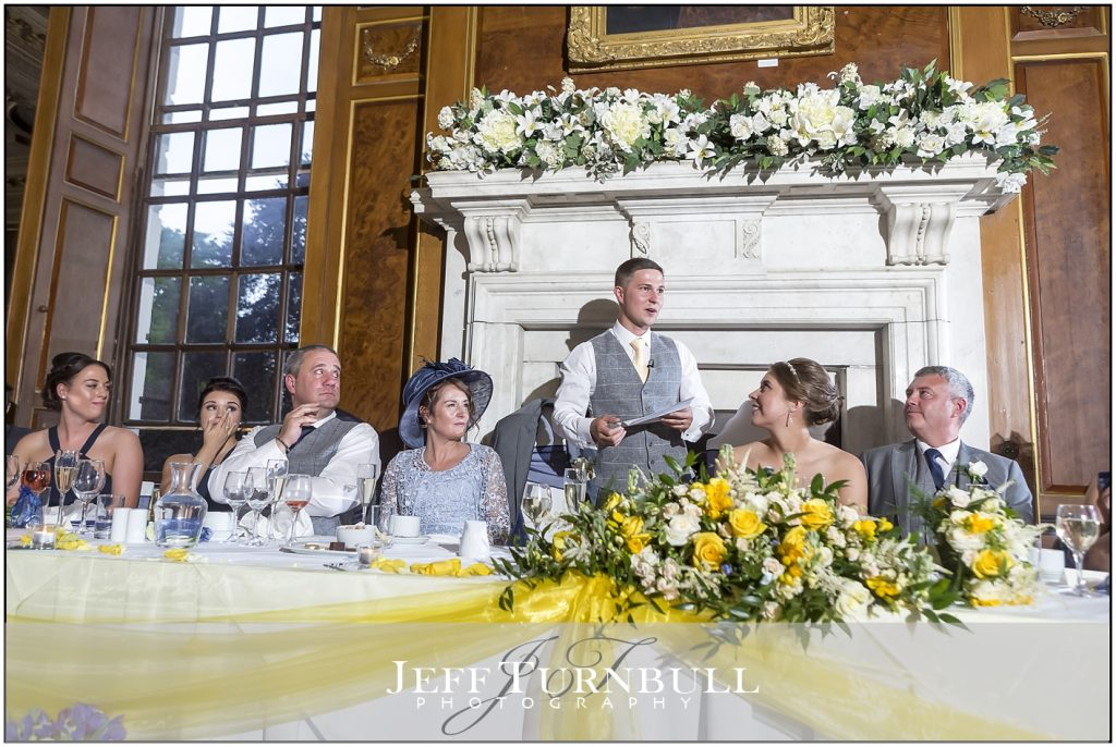 Gosfield Hall Speeches