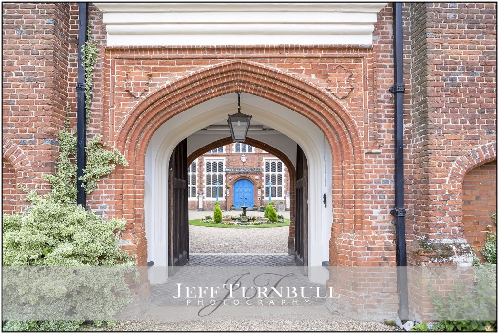 Gosfield Hall Arches
