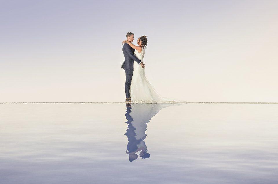 Santorini Gem Wedding Photography | Jo and Cody