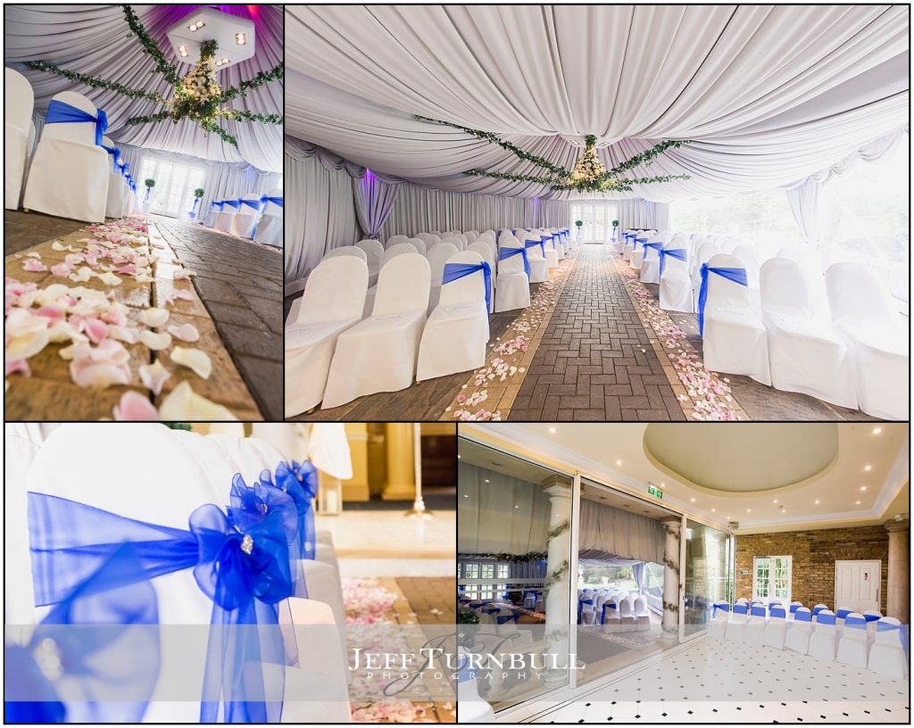 Wedding Ceremony Marquee Friern Manor