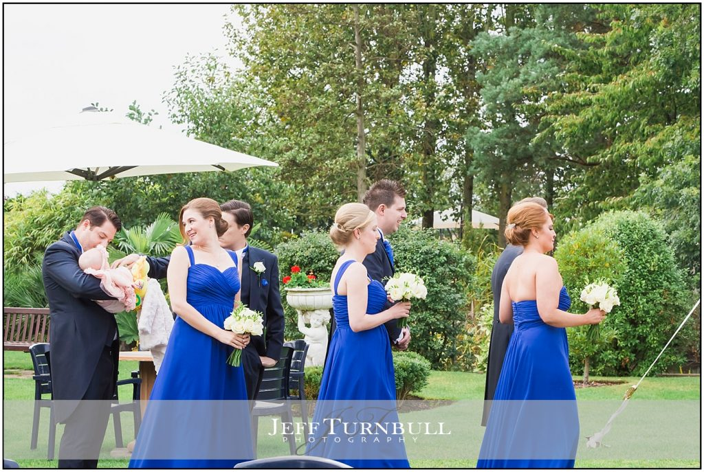 Bridesmaids at Friern Manor