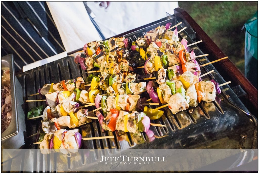 BBQ Time Friern Manor Autumn Wedding