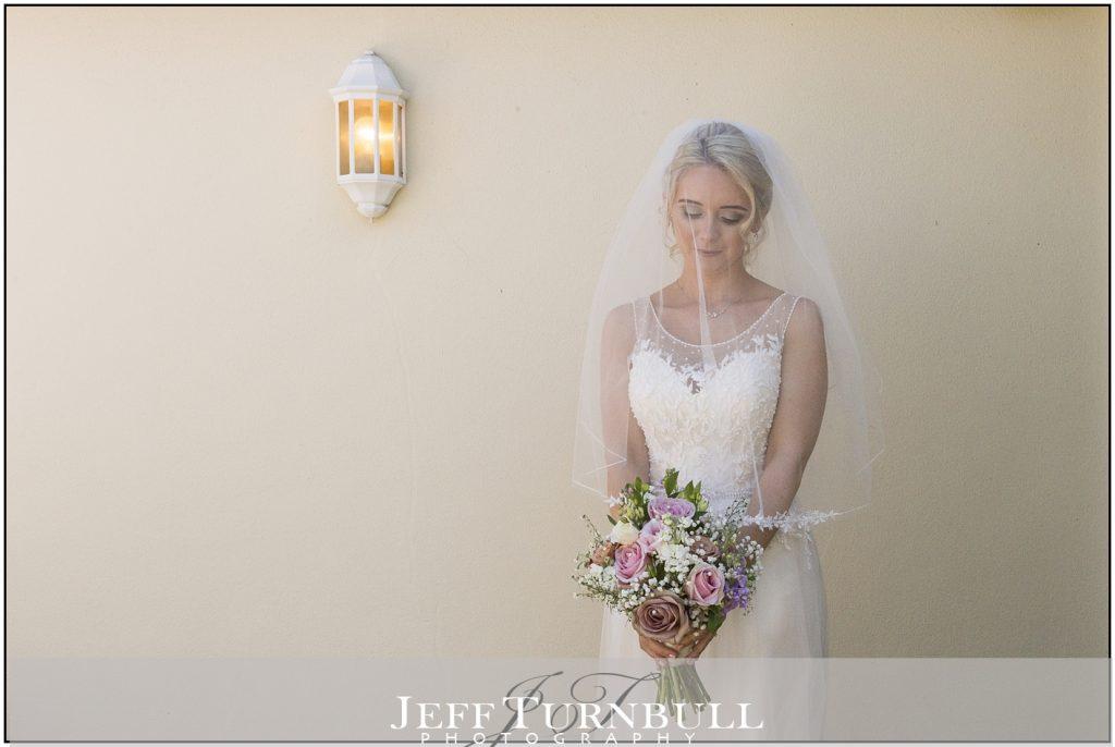 Shy Nervous Bride