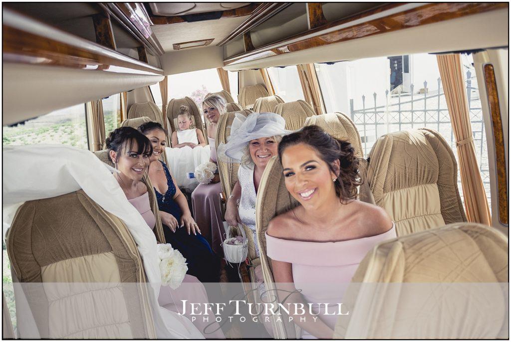 Travelling to Santorini Wedding