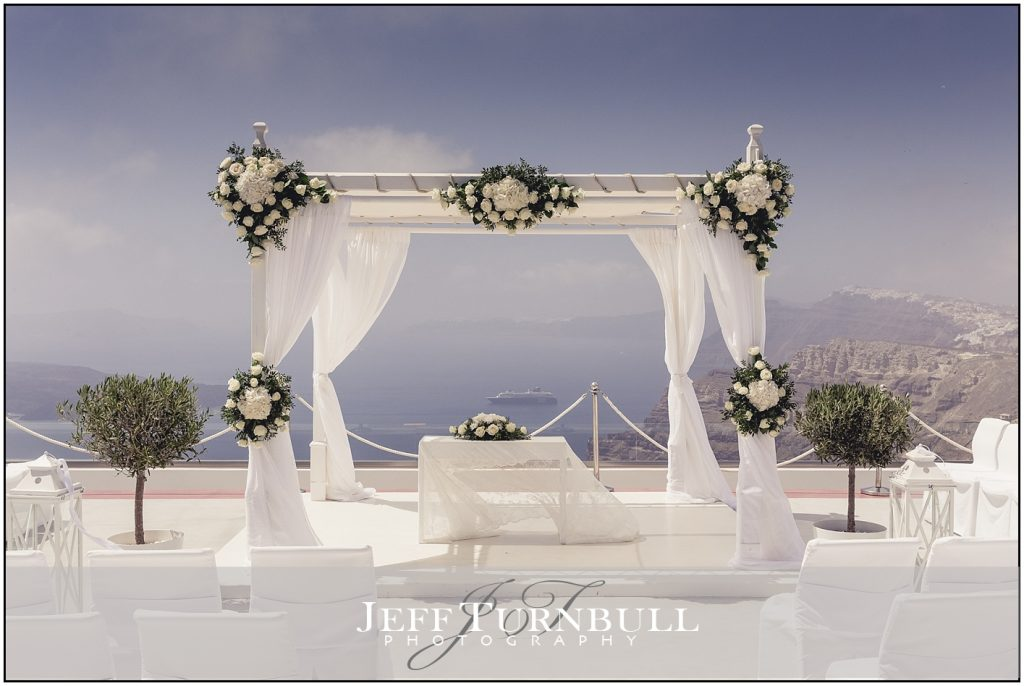 Santorini Gem Wedding Photography