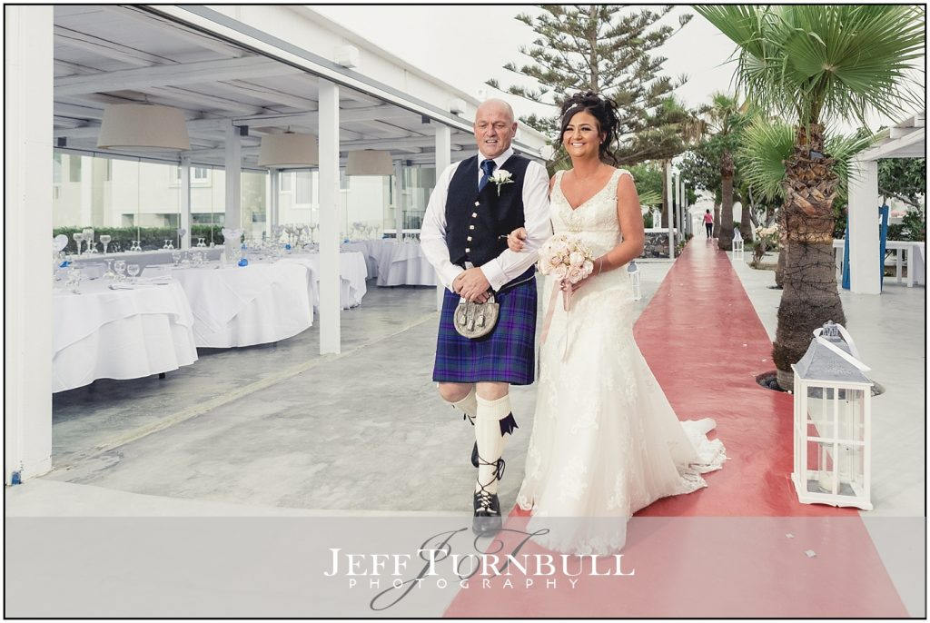 Bride & Day Santorini Gem Wedding Ceremony