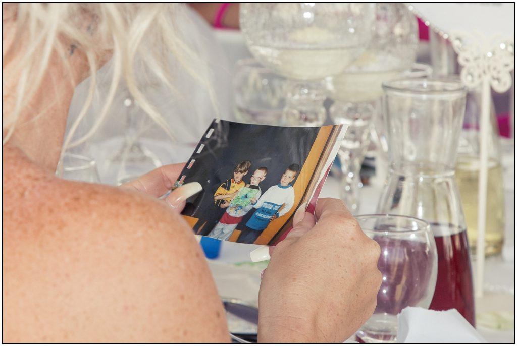 Speeches at Santorini Gem Wedding