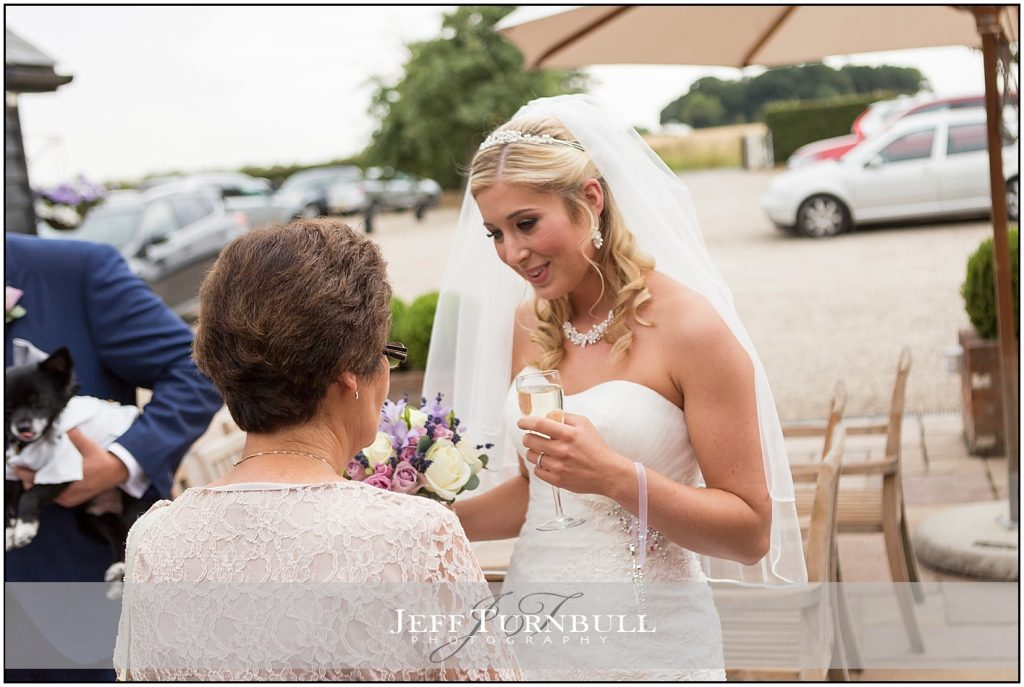 Bride Guest Compasses at Pattiswick
