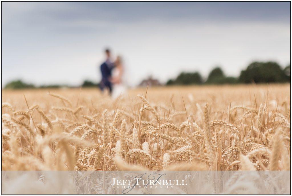 Bride Groom Field Compasses Pattiswick Wedding Photography