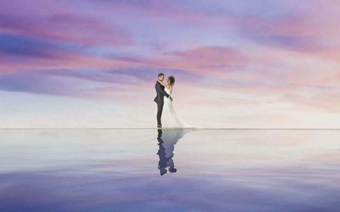 Destination Wedding Photography | Santorini Gem Venue