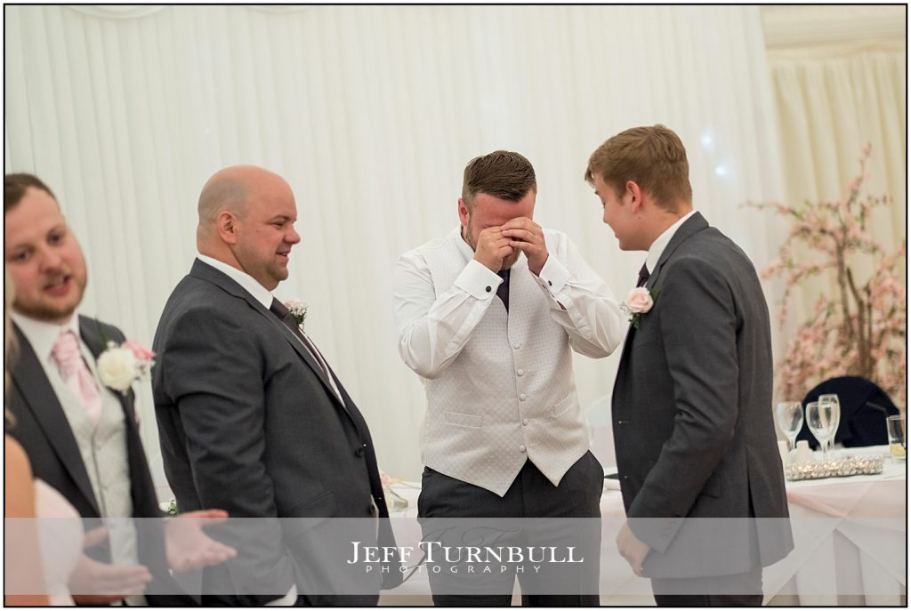 Emotional Best Man
