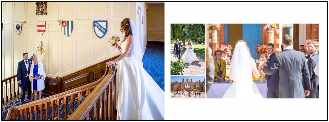 Gosfield Hall Wedding Album