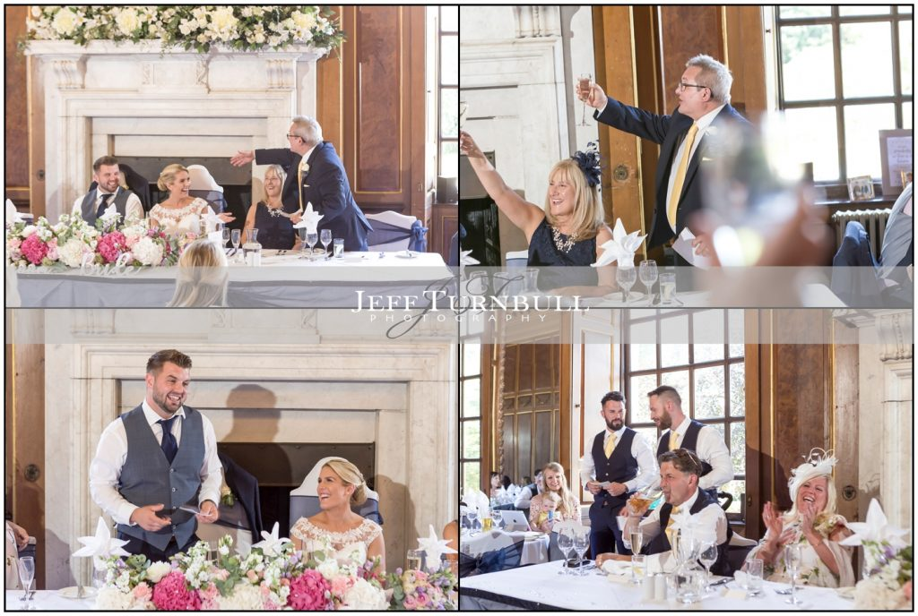 Wedding Speeches Gosfield Hall