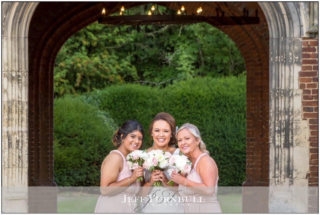 Bridesmaids and Bouguets
