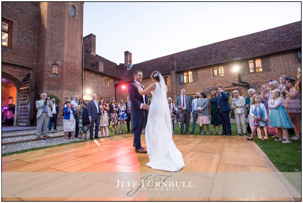 First Dance Leez Priory