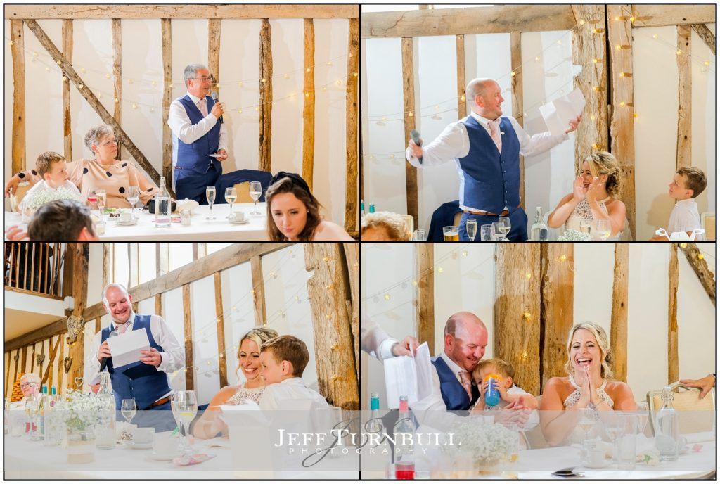 wedding Speeches Maidens Barn