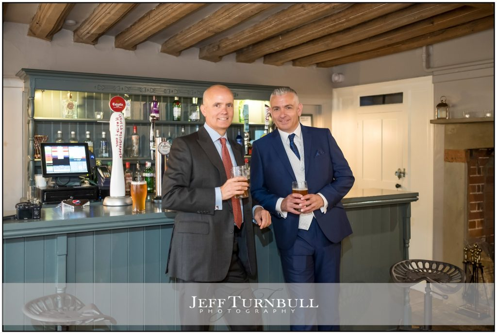 The Bar at The Fennes