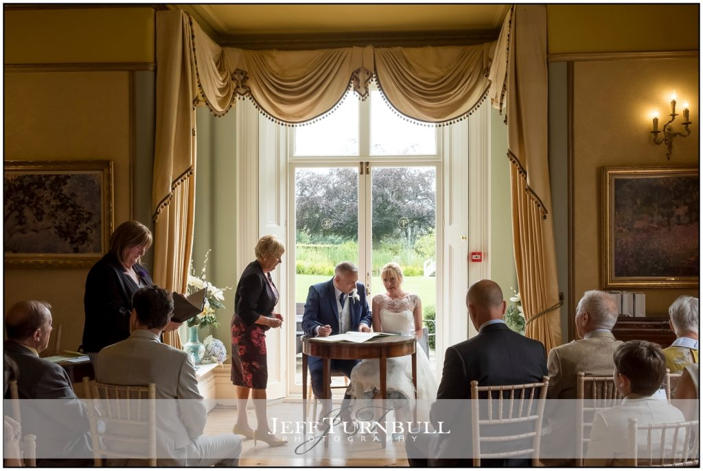 Ceremony Room The Fennes