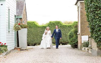 Friern Manor Winter Wedding Photography | Emma & Tom