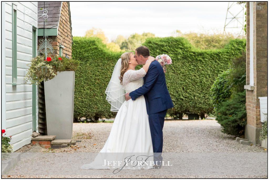 Friern Manor October Wedding