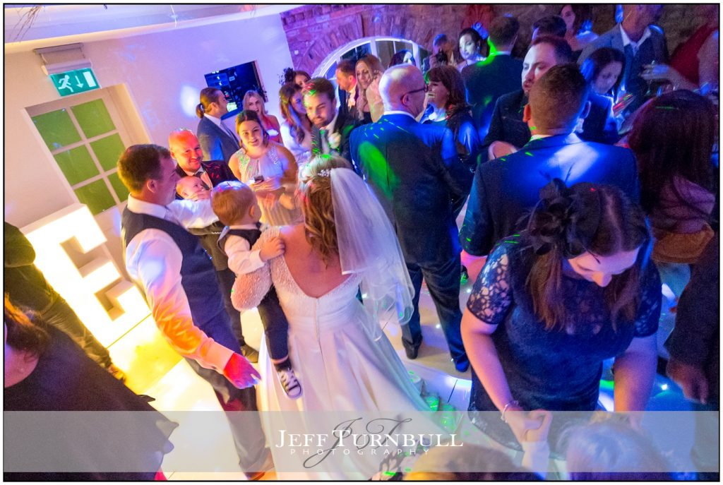 Part time at a Friern Manor Wedding
