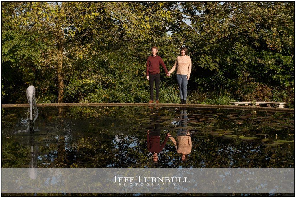 Autumn Engagement Photography