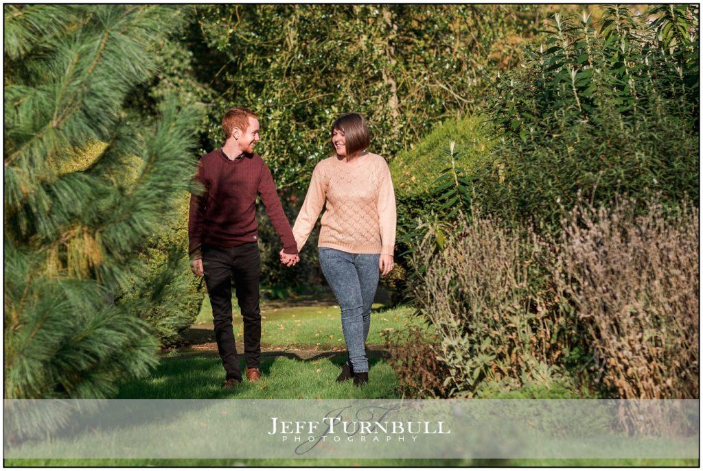 Autumn Engagement Portraits