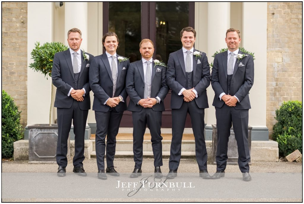 Classic photo of Groomsmen