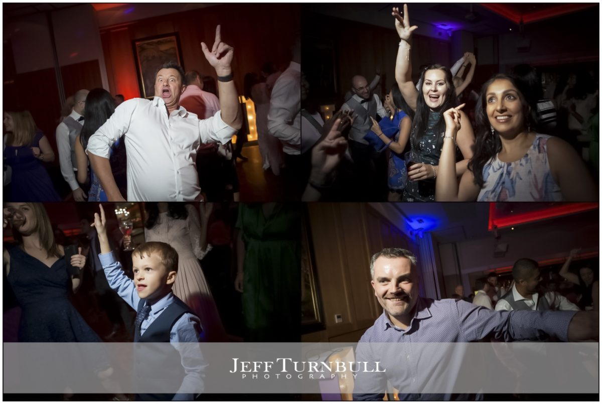 Wild Dancing Mandolay Hotel Wedding Photography