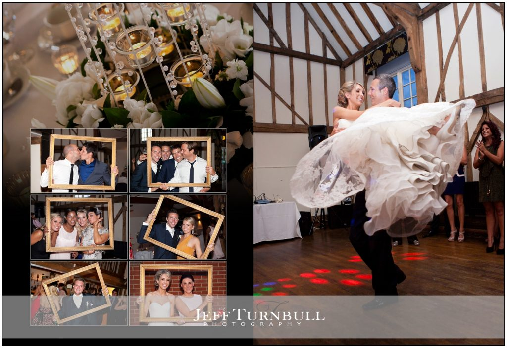 First Dance at Channels Estate