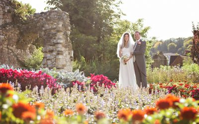 Guildford Castle Wedding Photography | Alicia & Seb