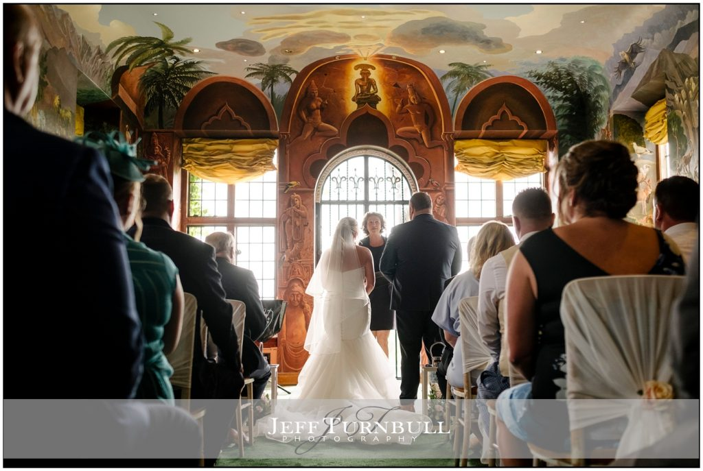 Wedding Ceremony Port Lympne Hotel