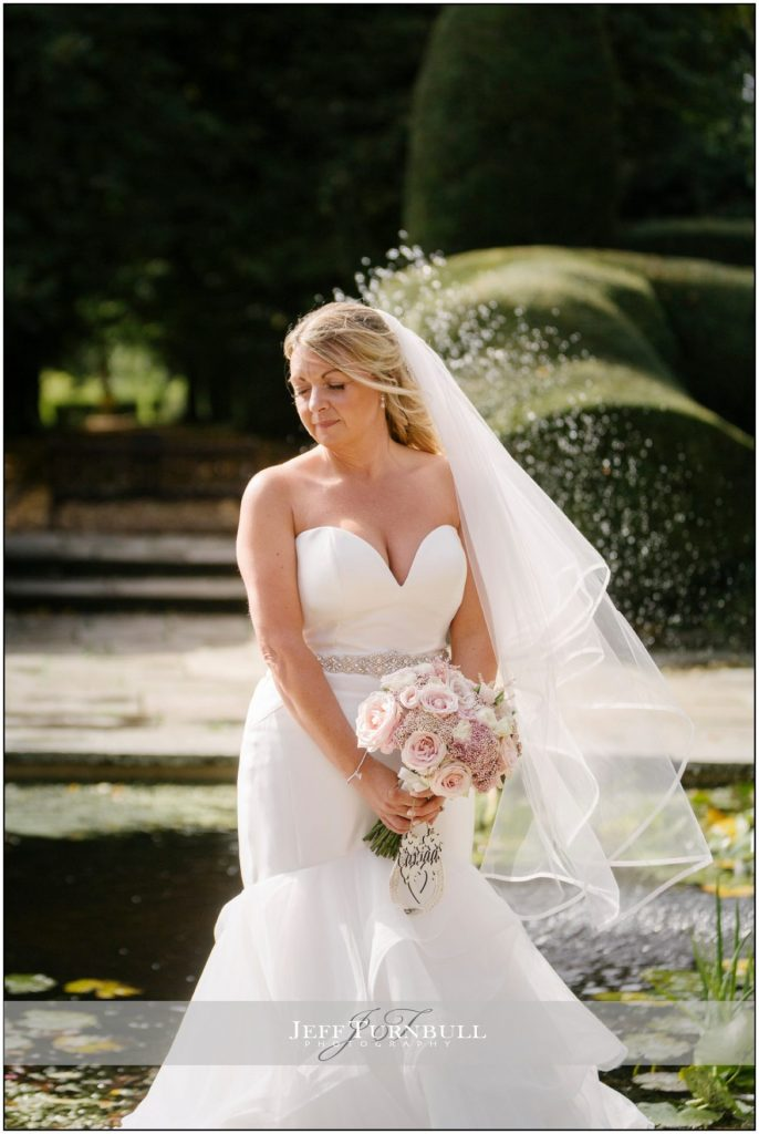 Bride Portrait at Port Lympne Hotel