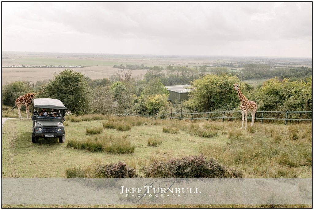 Safari Truck Lympne Hotel & Nature Reserve