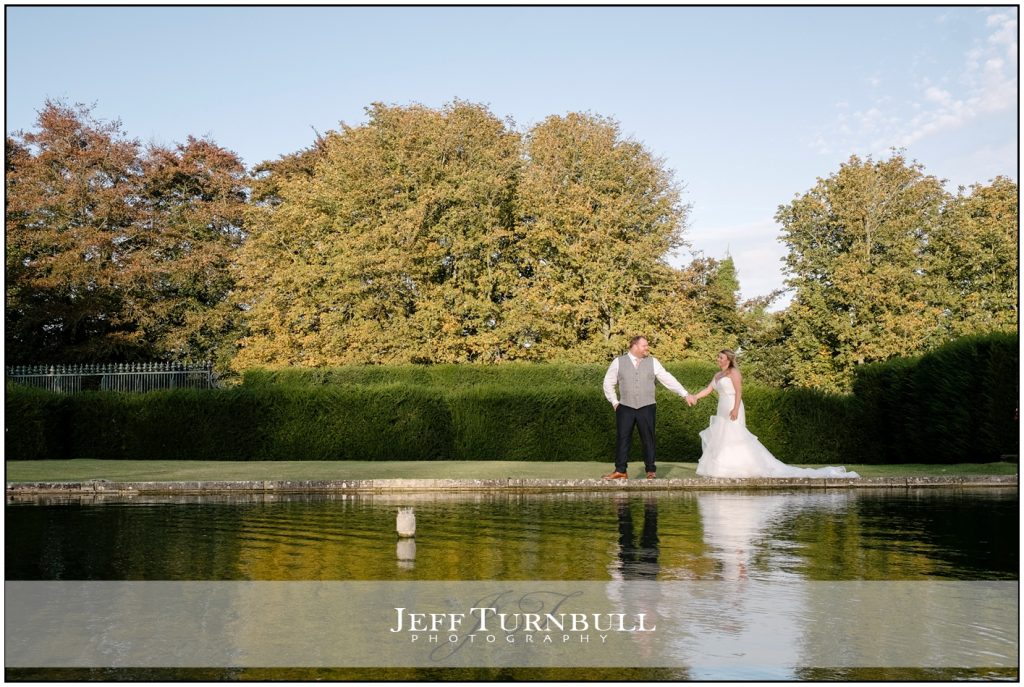 Port Lympne Hotel Wedding Photographer
