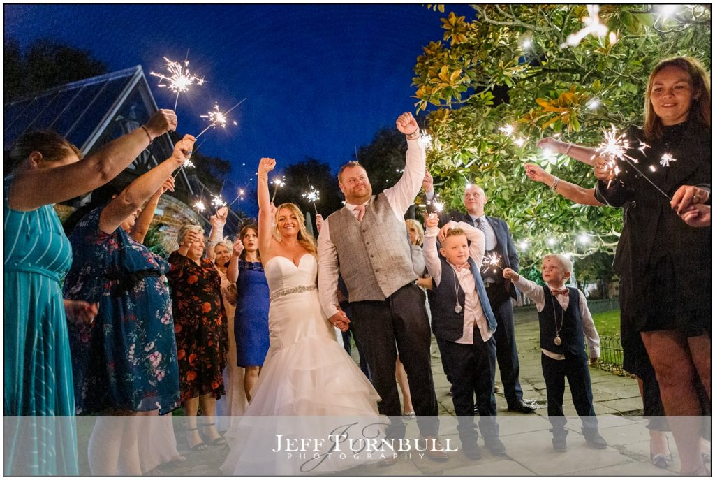 Sparkler Photography Port Lympne Hotel