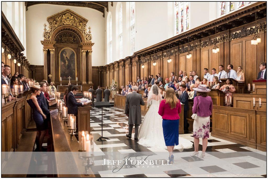 Trinity College Wedding Photography