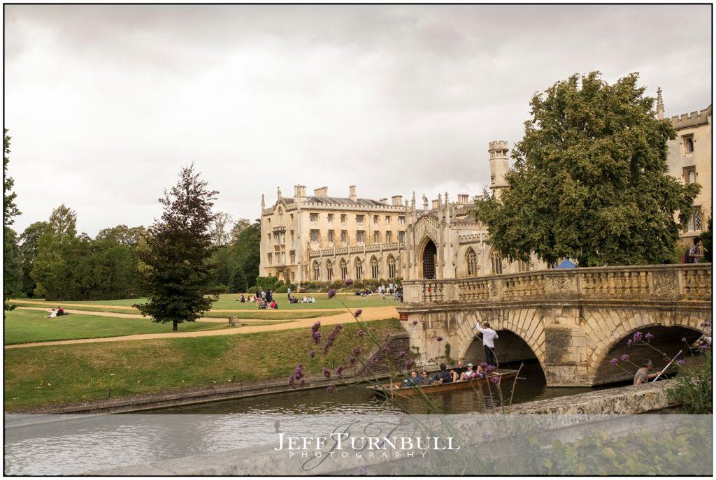 River Cam Trinity College Cambridge