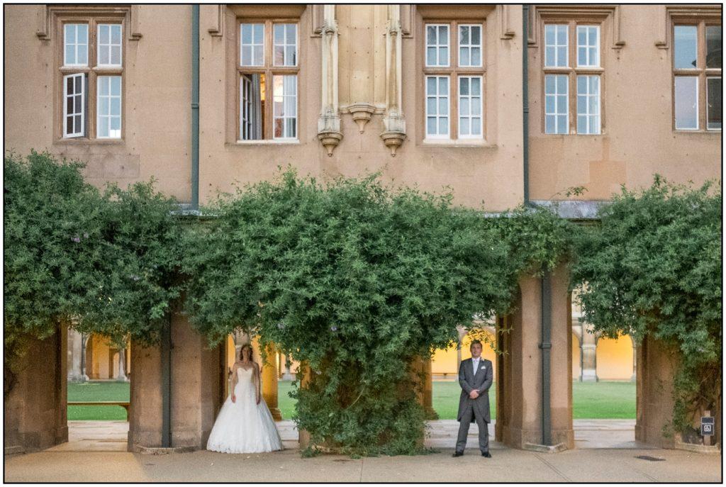 Wedding Photography Trinity College