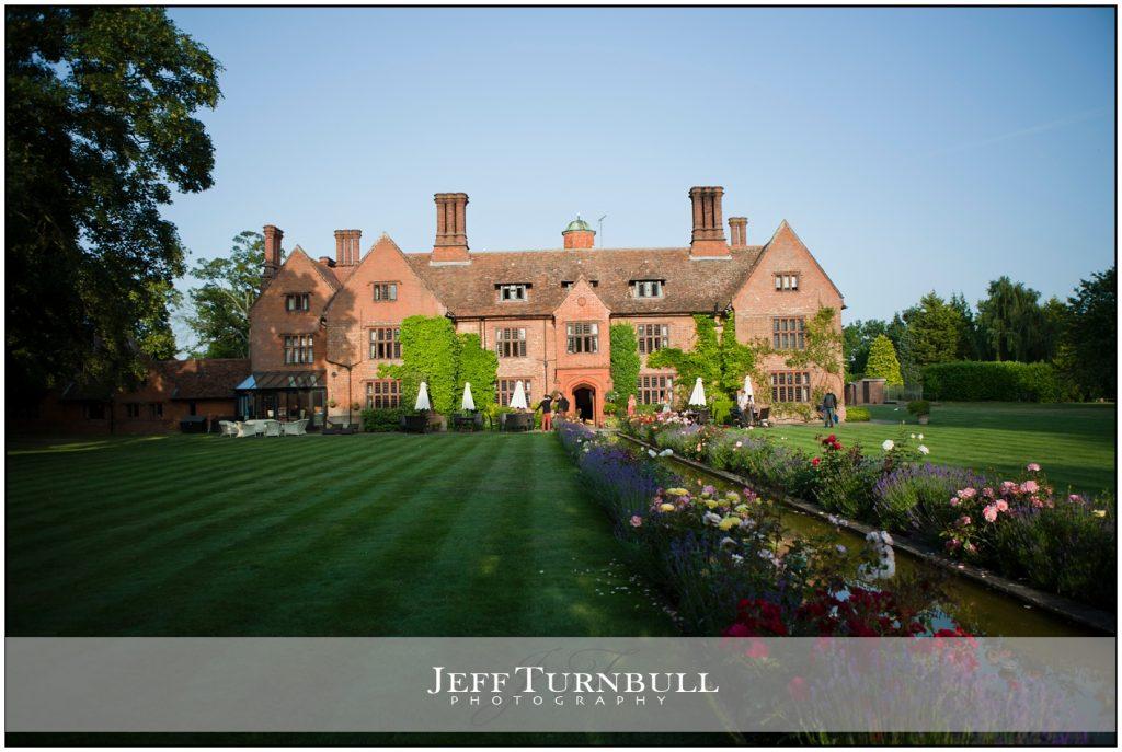Woodhall Manor gardens