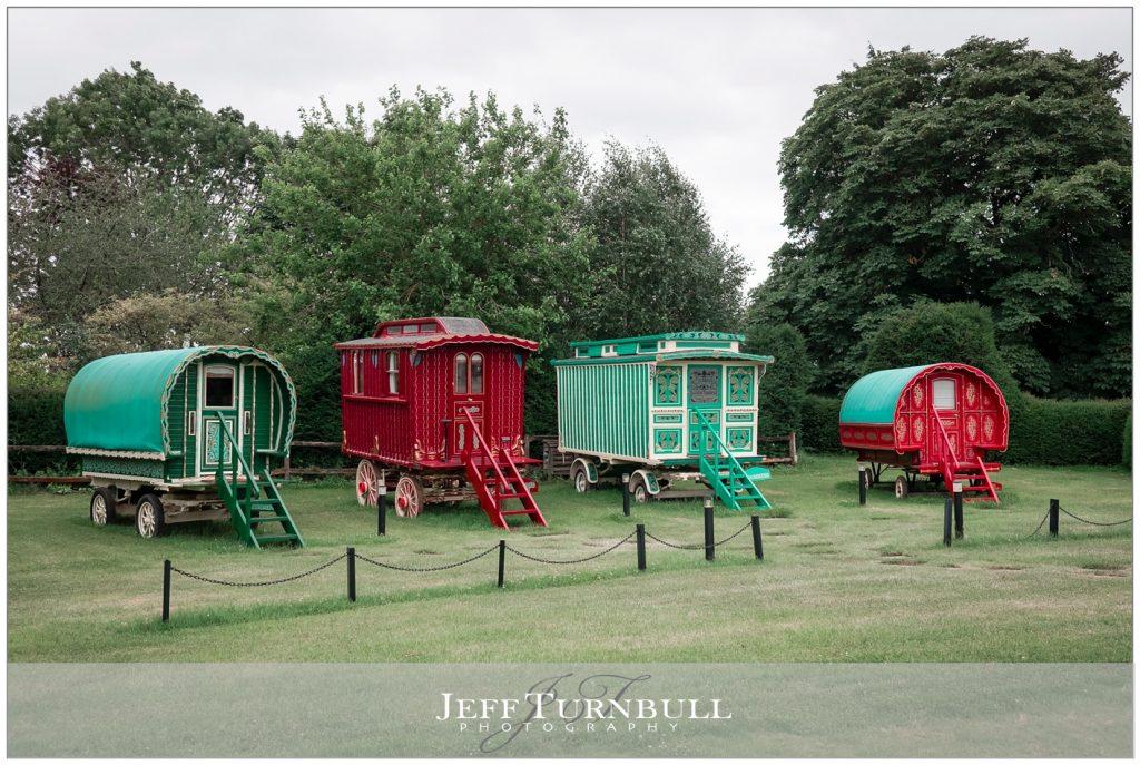 Gypsy Caravans at South Farm