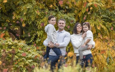 Essex Outdoor Family Photography – Jenna & Chris