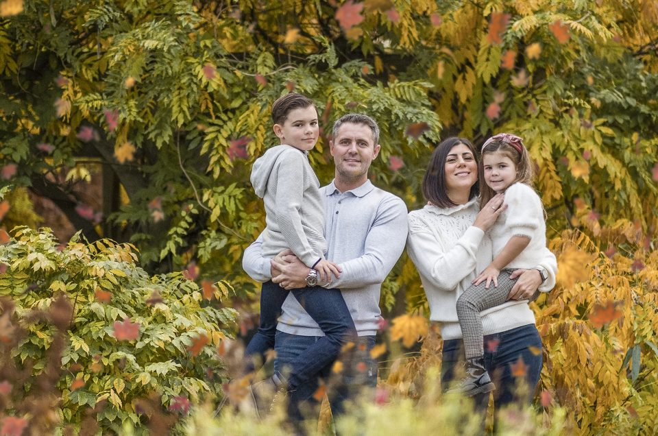 Essex Outdoor Family Photography | Jenna & Chris