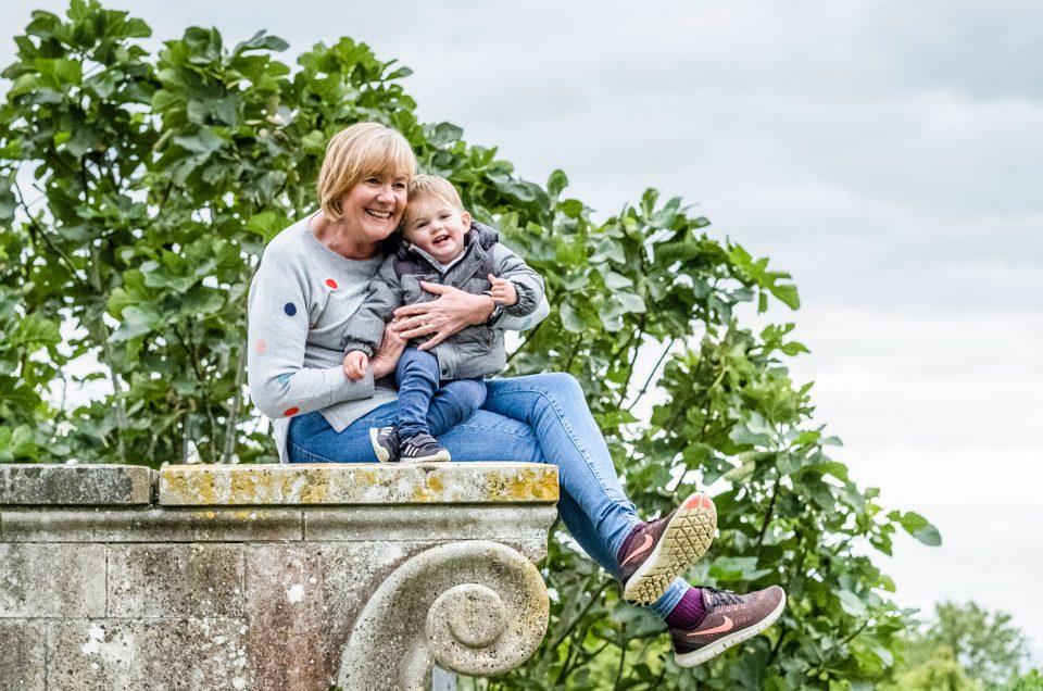 Family Portrait Photography | Port Lympne Animal Reserve
